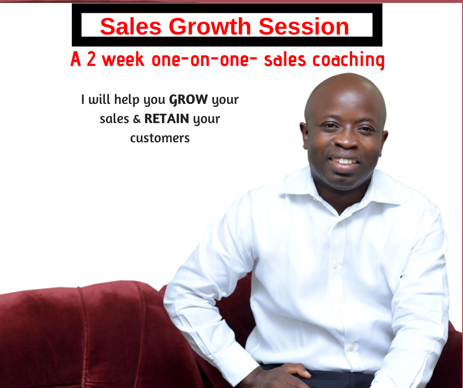 Sale Growth Session